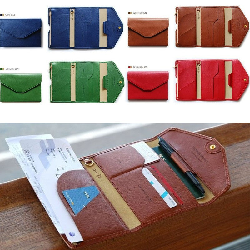 Versatile Travel Wallet - Free Shipping - Hello Wander - 7