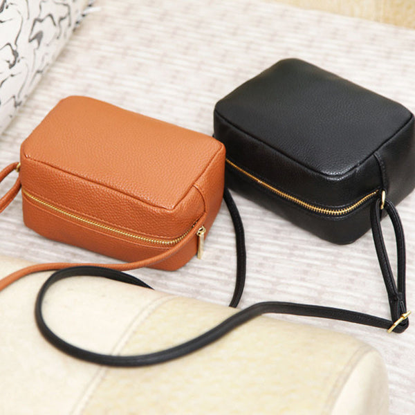 Compact Crossbody Bag - Bags - Hello Wander