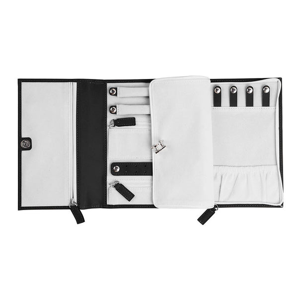Travel Jewelry Organizer - Black