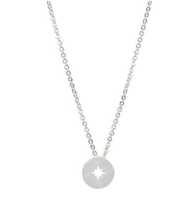 Compass necklace - Free Shipping - Hello Wander - 3