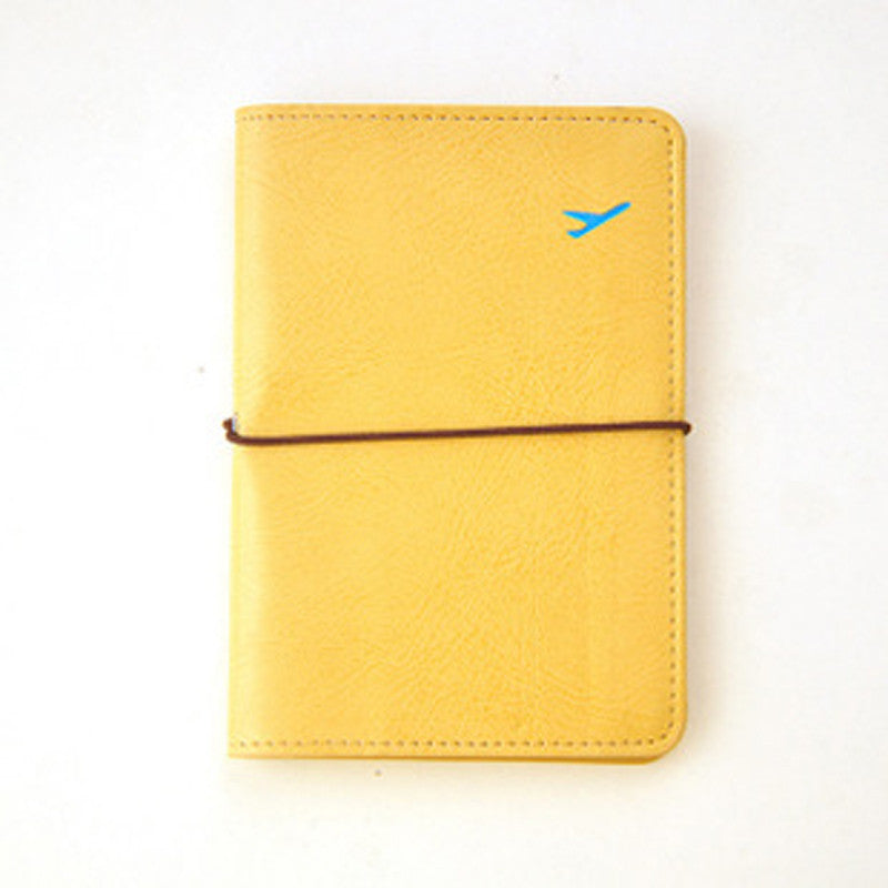 Bright Passport Cover - Free Shipping - Hello Wander - 9
