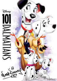101 Dalmatians HD Digital Code