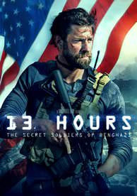 13 Hours: The Secret Soldiers Of Benghazi HD Digital Code