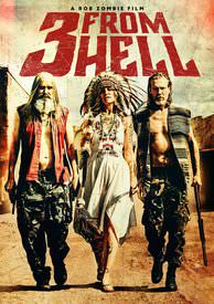 3 From Hell 4K Digital Code