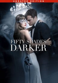 Fifty Shades Darker HDX UV code