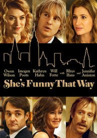 She's Funny That Way HD Digital Code