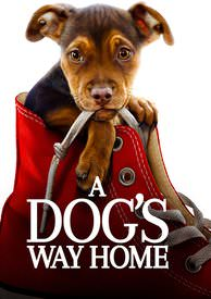 A Dog's Way Home HD Digital Code
