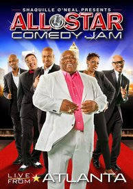 All Star Comedy Jam: Live From Atlanta Digital Code