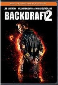 Backdraft 2 HD Ultraviolet Digital Code