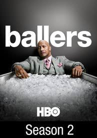 Ballers Season 2 HD iTunes code