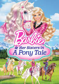 Barbie and Her Sisters in a Pony Tale HD iTunes code