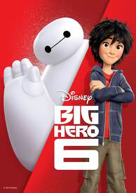 Big Hero 6 HD Digital Code