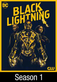 Black Lightning: Season 1 HD Canadian Code