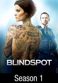 Blindspot: Season 1 HD Digital Code