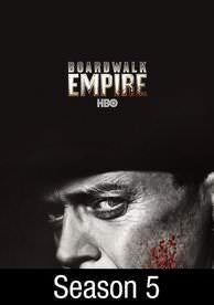 Boardwalk Empire: Season 5 HD iTunes code