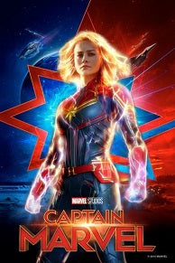 Captain Marvel HD Digital code