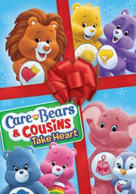 Care Bears & Cousins Take Heart UV code