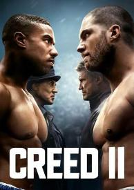 Creed II HD UV code