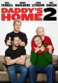 Daddy's Home 2 HDX UV code