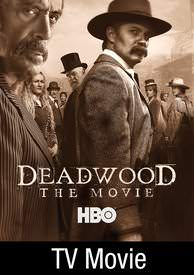 Deadwood: The Movie HD Digital Code