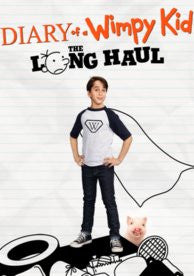Diary of a Wimpy Kid The Long Haul HDX UV code