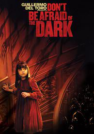 Don't Be Afraid of the Dark HD Digital Code