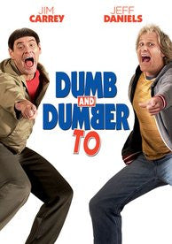 Dumb and Dumber To HDX UV code