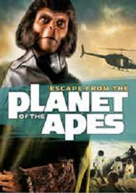 Escape From the Planet of the Apes (1971) HD Digital Code
