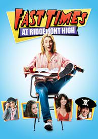 Fast Times at Ridgemont High HD Digital Code