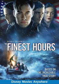 The Finest Hours HD Digital code