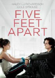 Five Feet Apart HD Digital Code