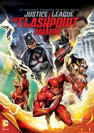 Justice League: The Flashpoint Paradox HD Digital Code