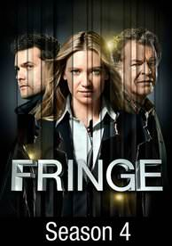 Fringe: Season 4 HD Digital Code