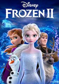 Frozen II HD Digital Code