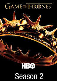 Game of Thrones Season 2 HD iTunes Code
