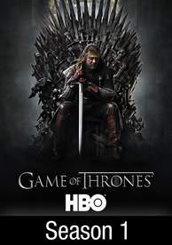Game of Thrones Season 1 HDX UV code