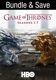 Game of Thrones: Season 1-7 HD Digital Code
