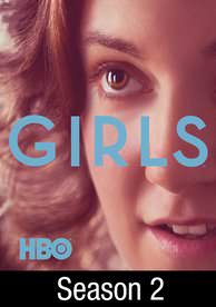 Girls: Season 2 HD Digital Code