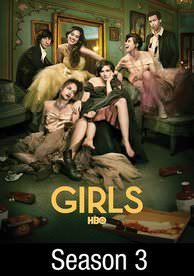 Girls Season 3 HD iTunes code