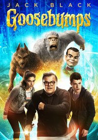 Goosebumps UV code