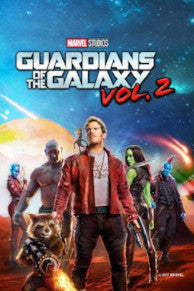 Guardians of the Galaxy 2 HDX UV code