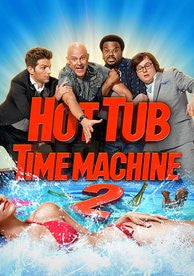Hot Tub Time Machine 2 HD iTunes code