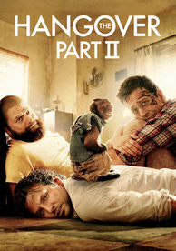 The Hangover 2 HD Digital Code