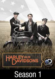 Harley and The Davidsons Season 1 HDX UV code