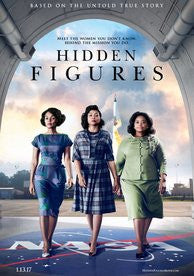 Hidden Figures HDX UV code