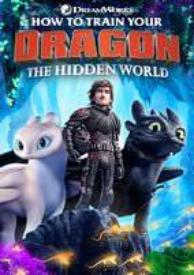 How to Train Your Dragon: The Hidden World HD Ultraviolet Digital Code