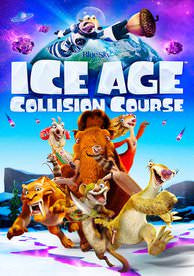 Ice Age: Collision Course HDX UV code