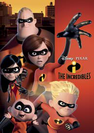 The Incredibles HD Canadian/US Code