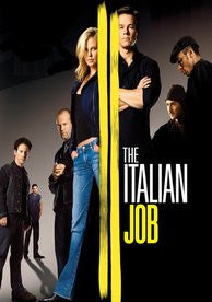 The Italian Job HD Digital Code