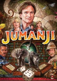 Jumanji (1995) 4K Digital Code